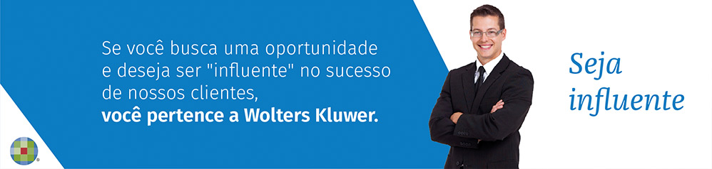 Wolters Kluwer - Seja Influente