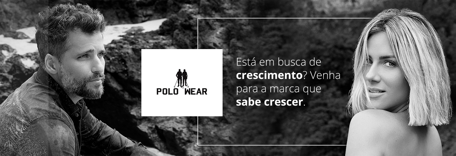 Polo wear trabalhe na empresa top brands fashion group 2