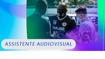 Oportunidades para assistente audiovisual