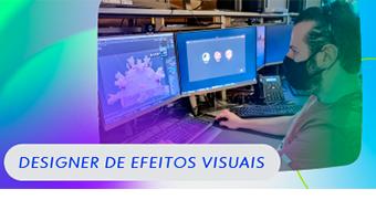 Oportunidades para designer de efeitos visuais