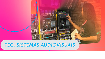 Oportunidades para Sistemas audiovisuais